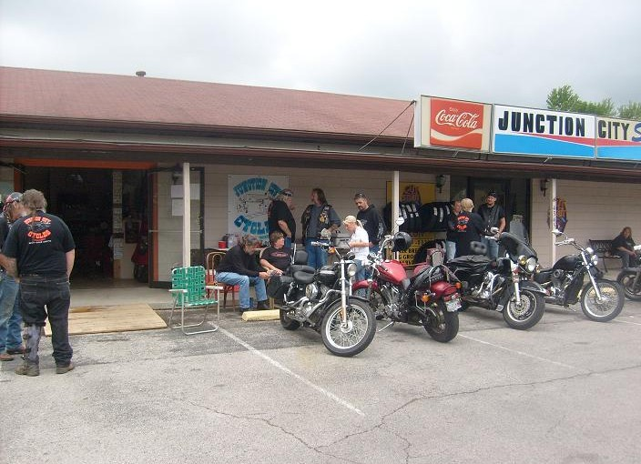 2nd Annual Ride-in-Bike Show and Swap Meet